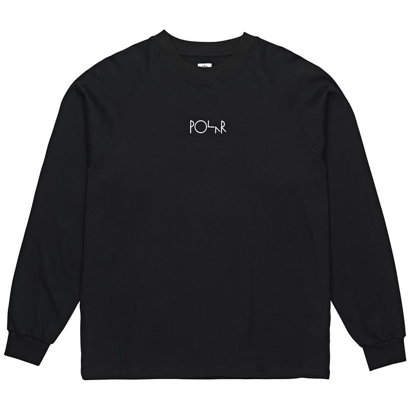 Polar Default Longsleeve T-Shirt Black
