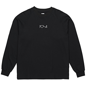 Polar Default Longsleeve T-Shirt Black