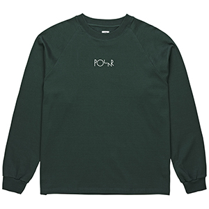 Polar Default Longsleeve T-Shirt Dark Green