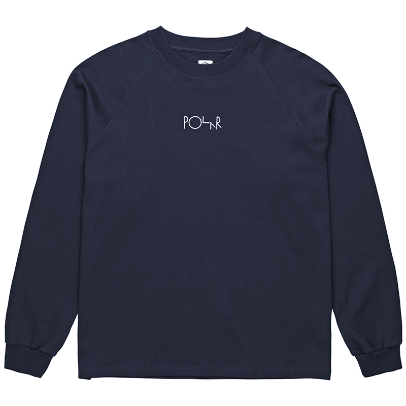 Polar Default Longsleeve T-Shirt Navy