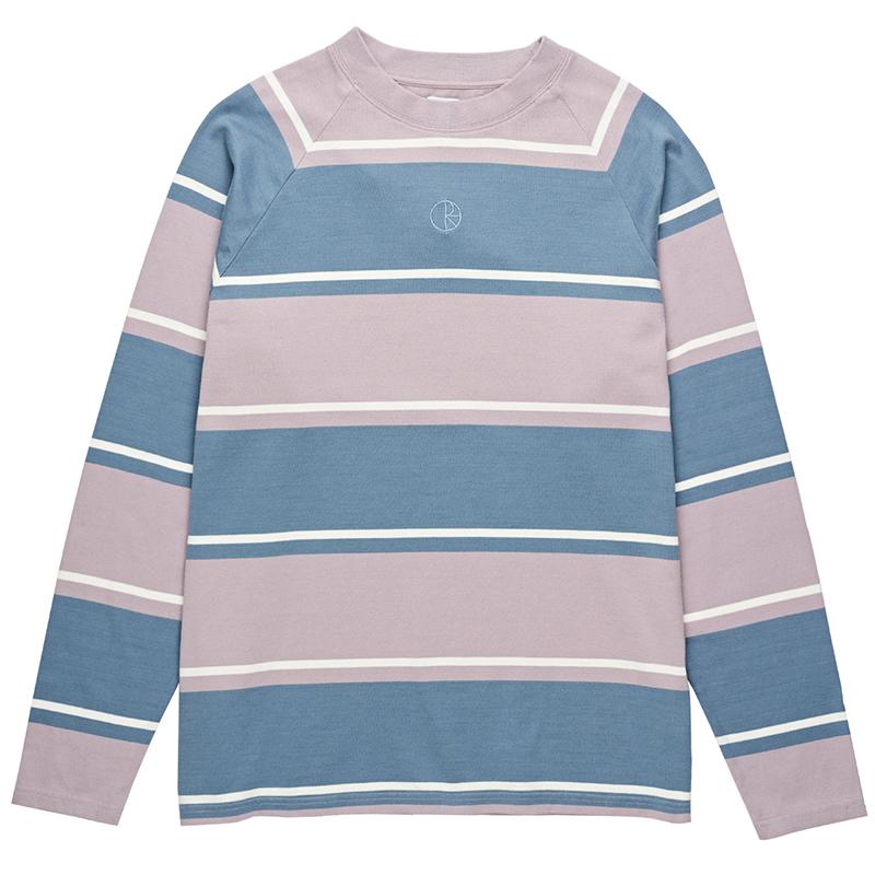 Polar Kurt Longsleeve T-Shirt Captains Blue/Nirvana