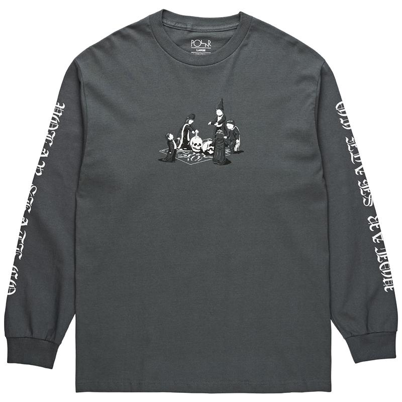 Polar Rituals Longsleeve T-Shirt Graphite