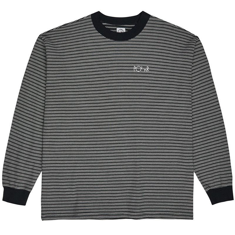 Polar Shin Longsleeve T-Shirt Black