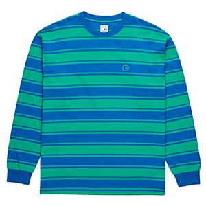 Polar Tilda Longsleeve T-Shirt 80'S Blue/Mint