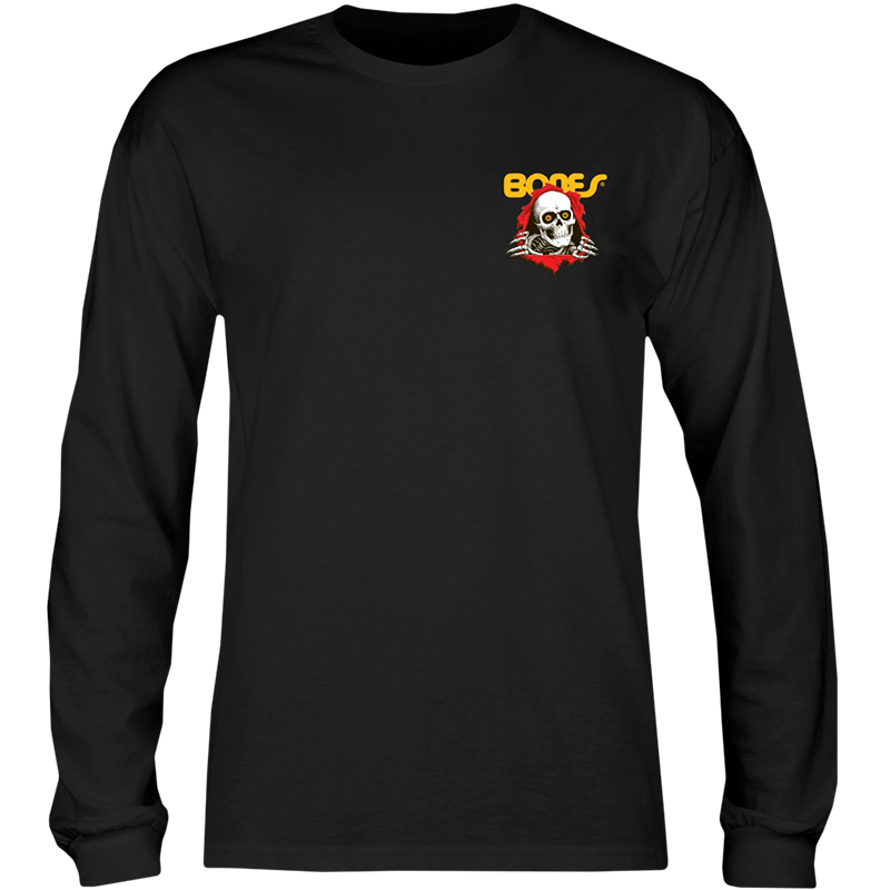 Powell-Peralta Ripper Longsleeve T-Shirt Black
