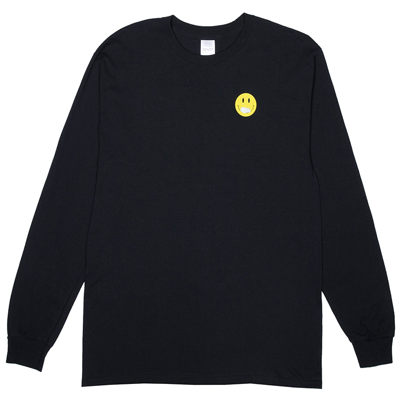 RIPNDIP Everything Will Be OK Longsleeve T-Shirt Black