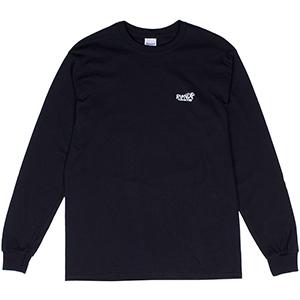 RIPNDIP Great Wave Pocket Longsleeve T-Shirt Black
