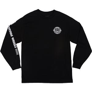 Spitfire X Skatestore Arson Department Longsleeve T-Shirt Black