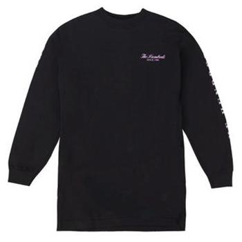 The Hundreds Nothing Is Sacred Longsleeve T-Shirt Black