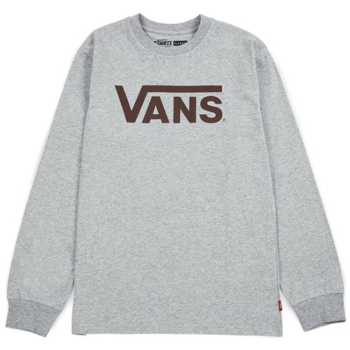Vans Classic Longsleeve T-shirt Athletic Heather