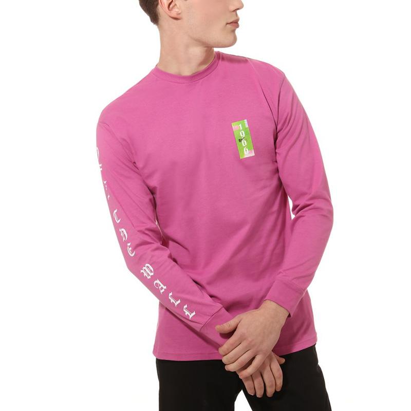 Vans Flower Mart Longsleeve T-Shirt Rosebud