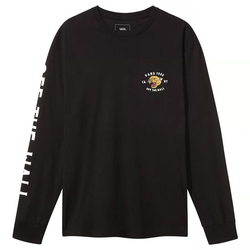 Vans Growler Longsleeve T-Shirt Black