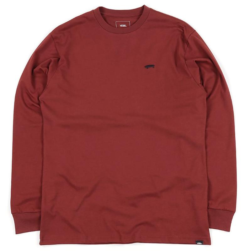Vans Skate Longsleeve T-shirt Madder Brown