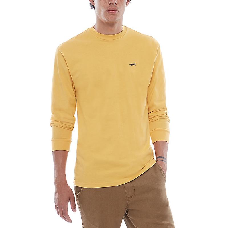 Vans Skate Longsleeve T-shirt Ochre