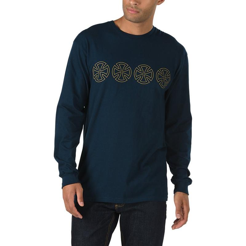 Vans X Independent T-Shirt Navy