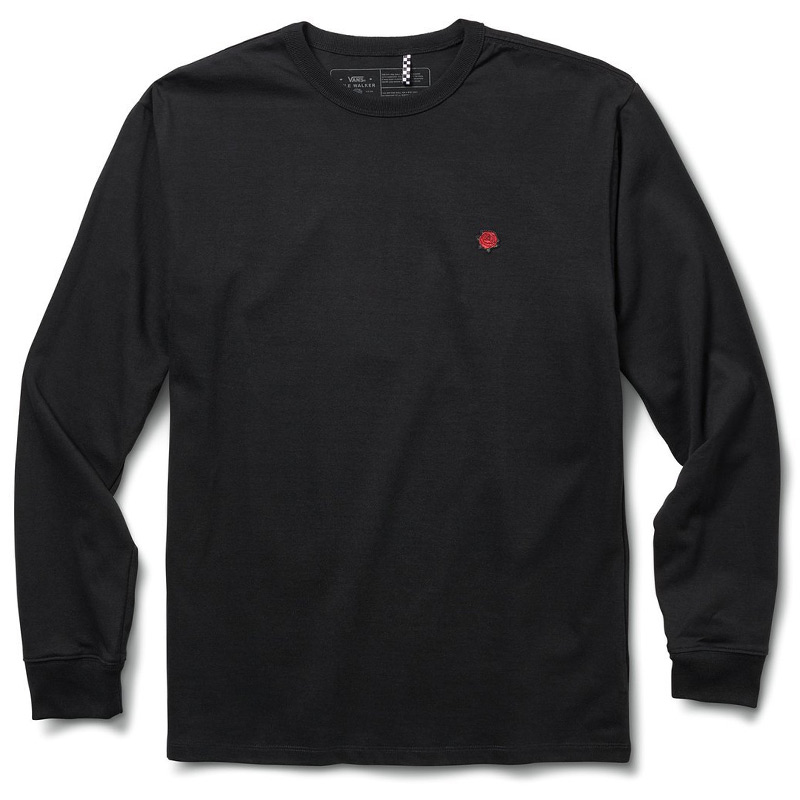 Vans X Kyle Walker Longsleeve T-Shirt Black