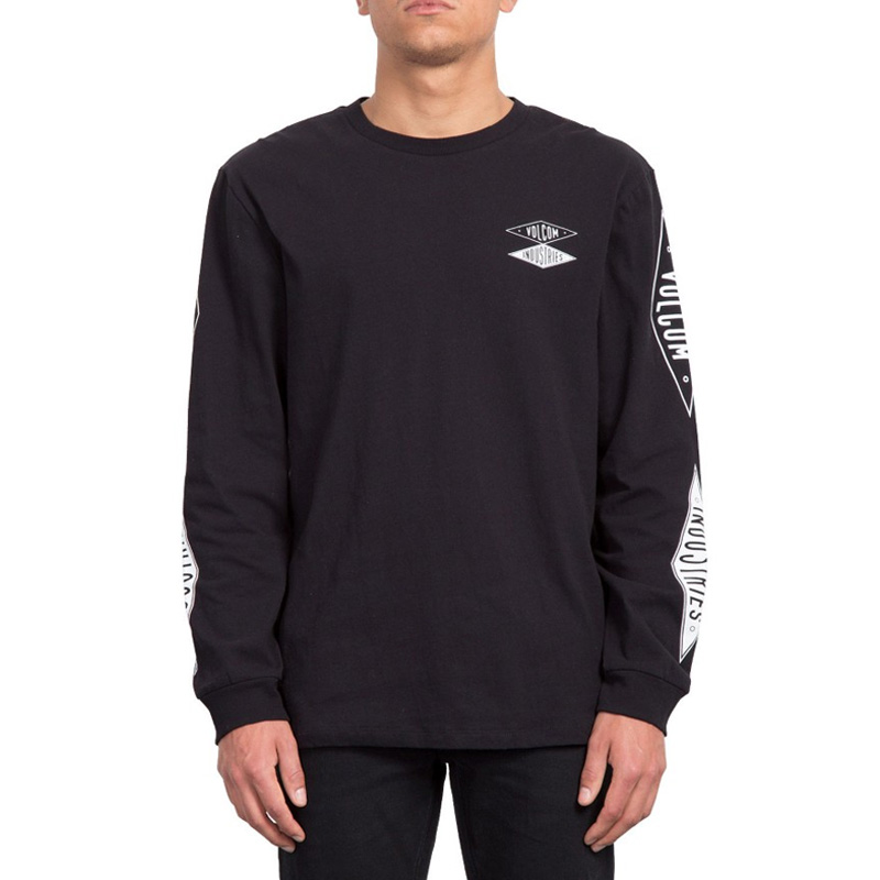 Volcom V.I. Bxy Longsleeve T-Shirt Black
