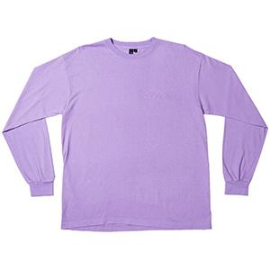 Wayward Bae-Be Longsleeve T-Shirt Lilac