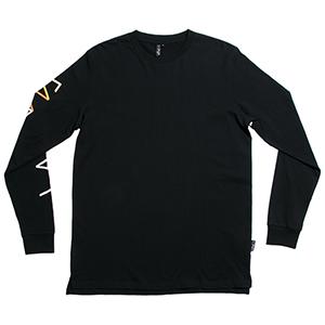 Wayward Daytona Longsleeve T-shirt Black