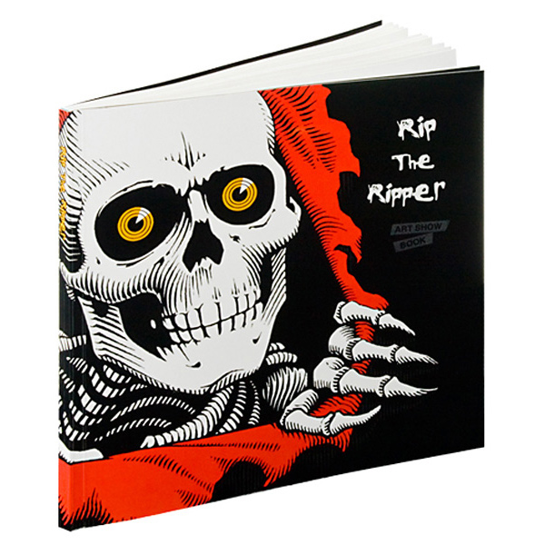 Powell Rip The Ripper Book