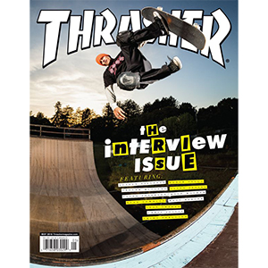 Thrasher Magazine May 2018