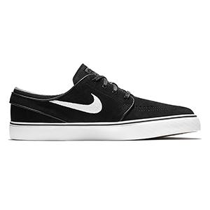 Nike SB Janoski Black/White/Thunder Grey/Gum Light Brown