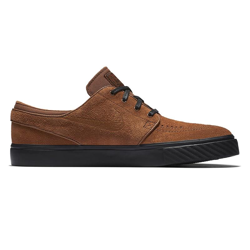 Nike Janoski Lt British Tan/Lt British Tan/Black