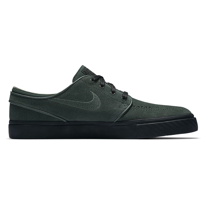 Nike SB Janoski Midnight Green/Midnight Green/Black