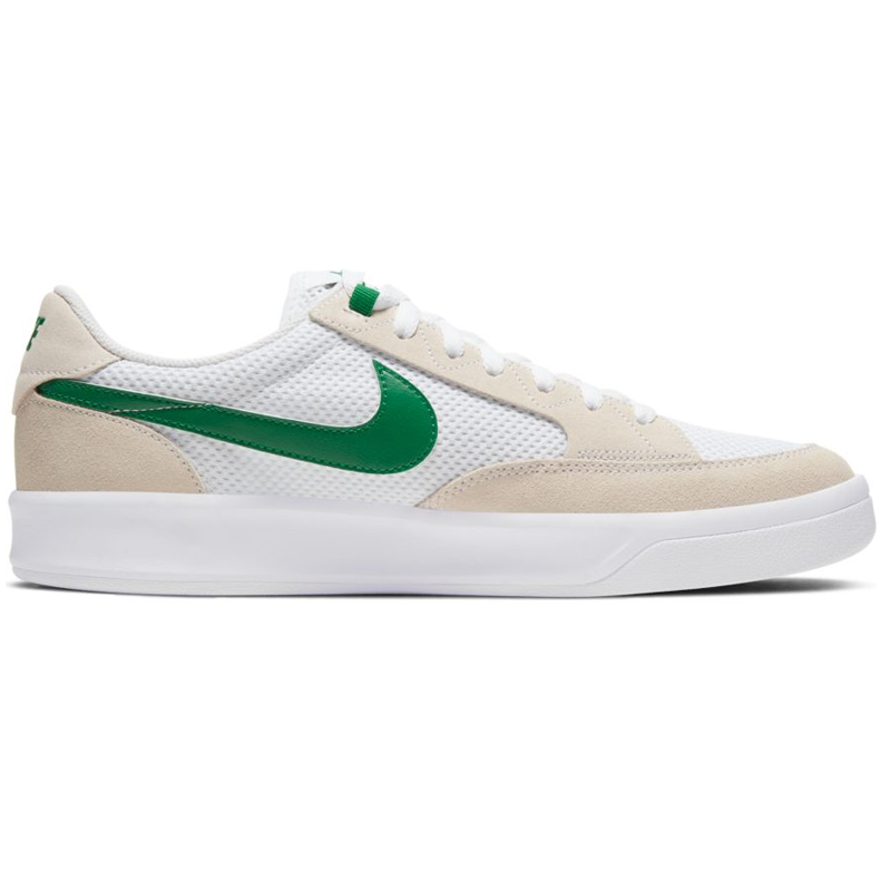 Nike SB Adversary White/Pine Green/White/White