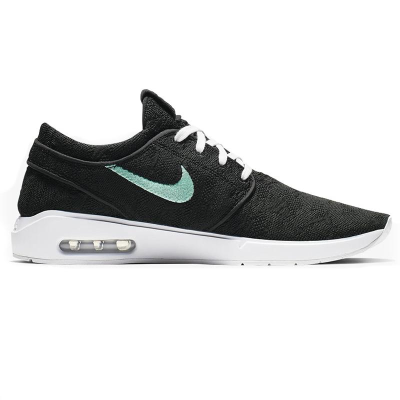 Nike SB Air Max Janoski 2 Black/Mint/Black
