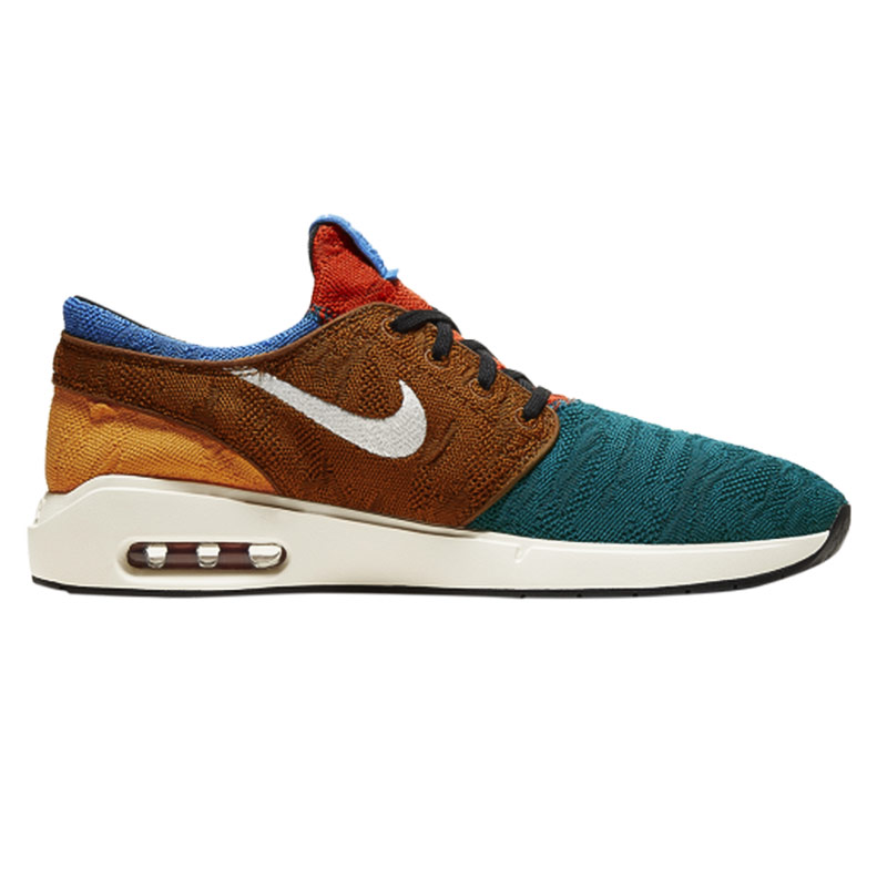 Nike SB Air Max Janoski 2 Geode Teal/Pale Ivory/Lt British Tan