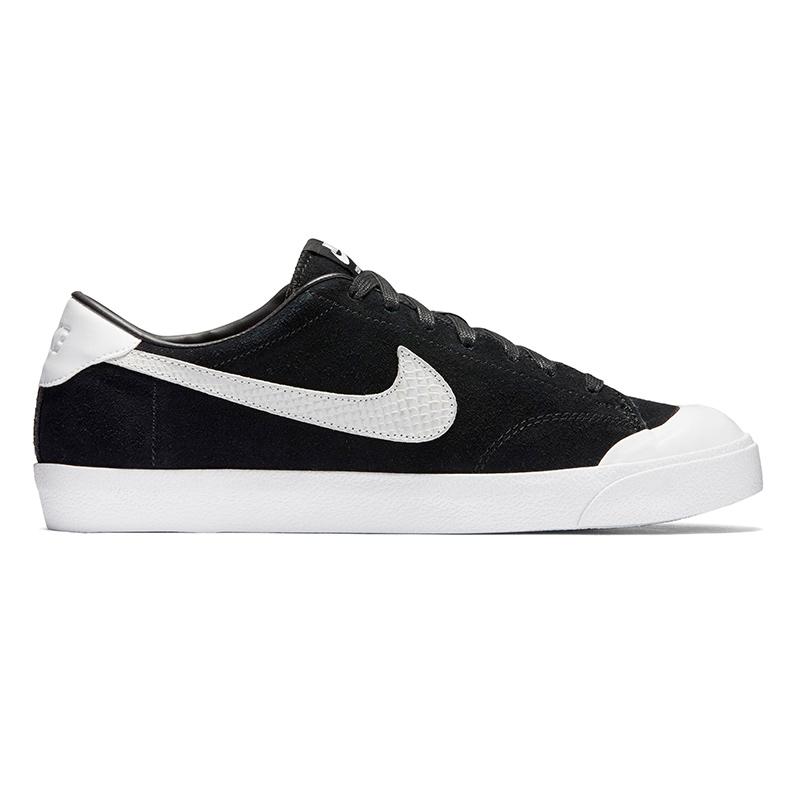 Nike SB All Court Ck Qs Black/White