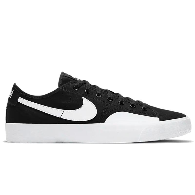 Nike SB Blazer Court Black/White/Black/Gum Light Brown