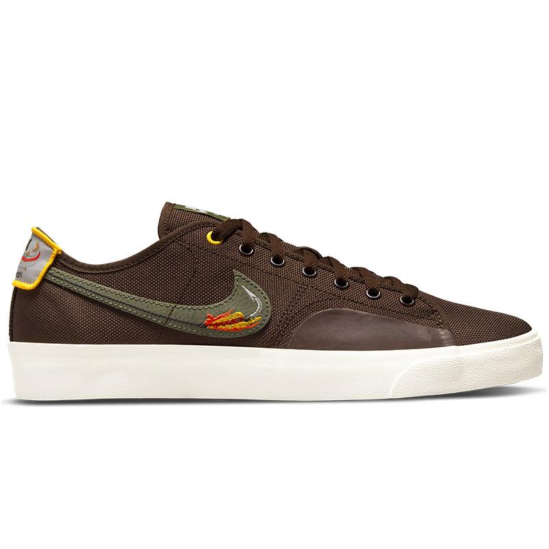 Nike SB Blazer Court Dvdl Baroque Brown/Medium Olive/Light Bone