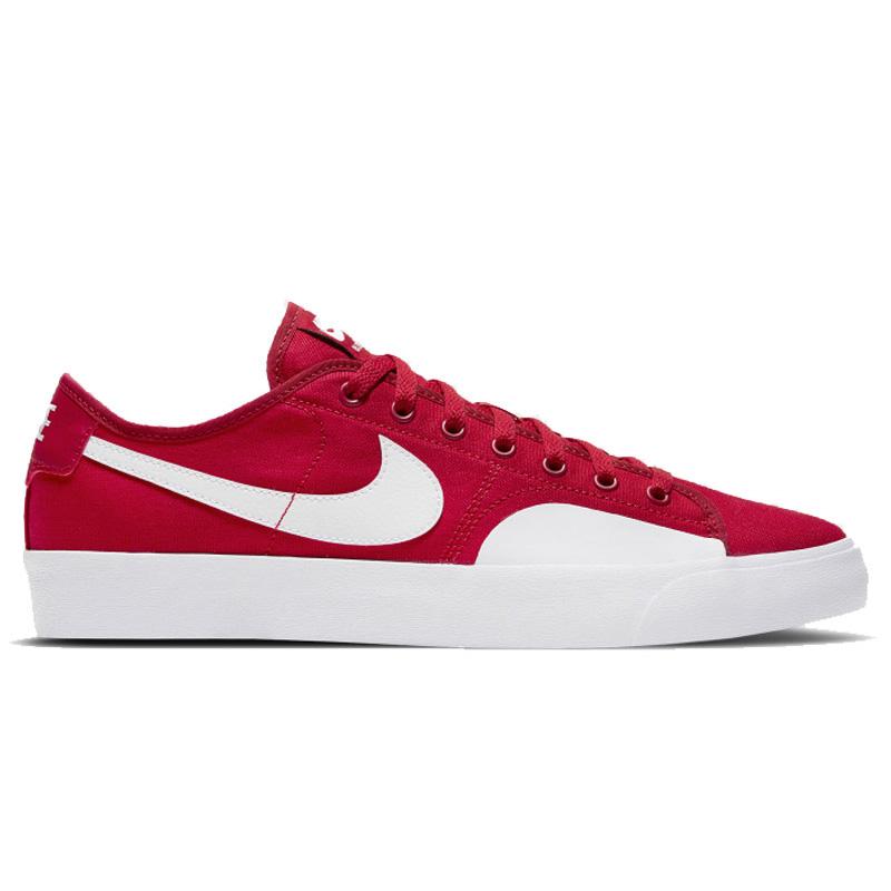 Nike SB Blazer Court Gym Red/White/Gym Red/Gum Light Brown