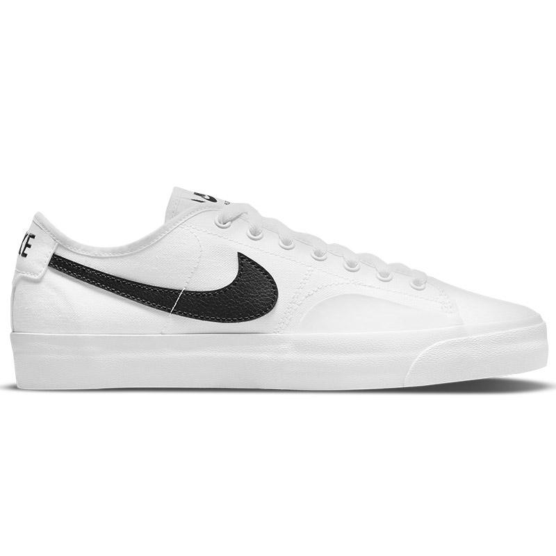 Nike SB Blazer Court White/Black/White/Black