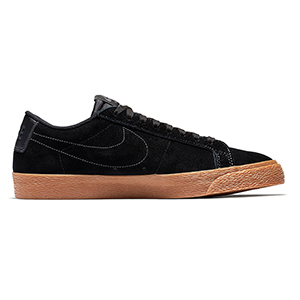 Nike SB Blazer Low Black/Black Anthracite
