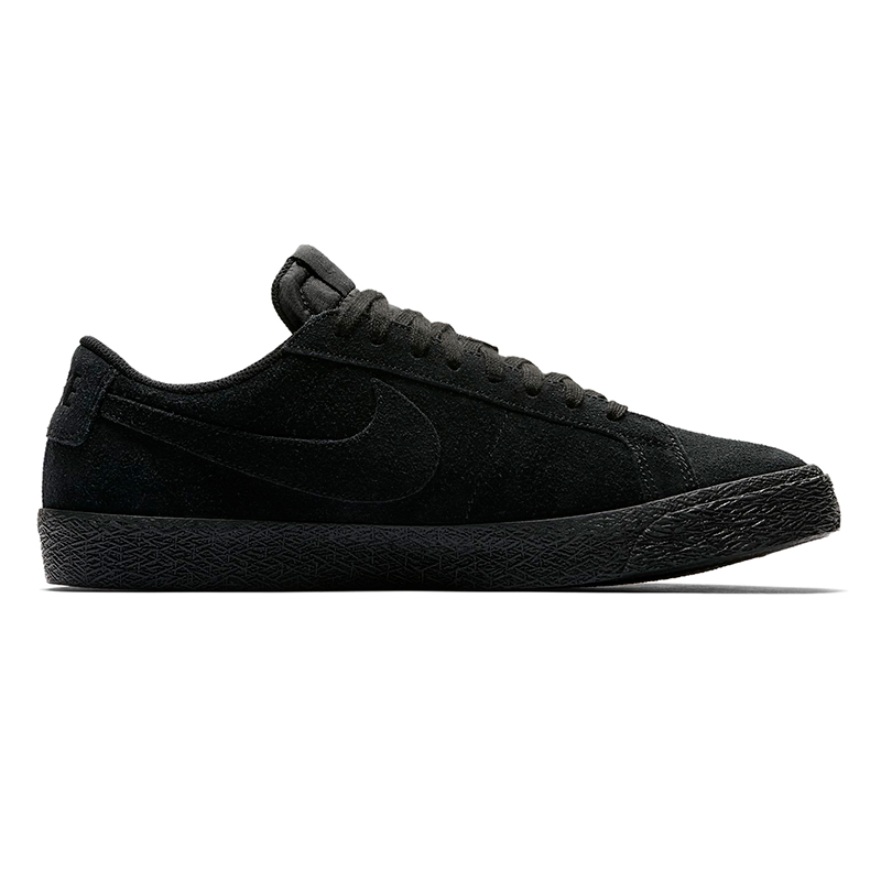 Nike SB Blazer Low Black/Black/Gunsmoke