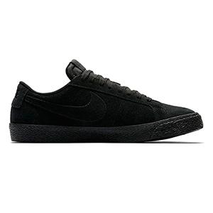 Nike SB Blazer Low Black/Black/Gunsmoke