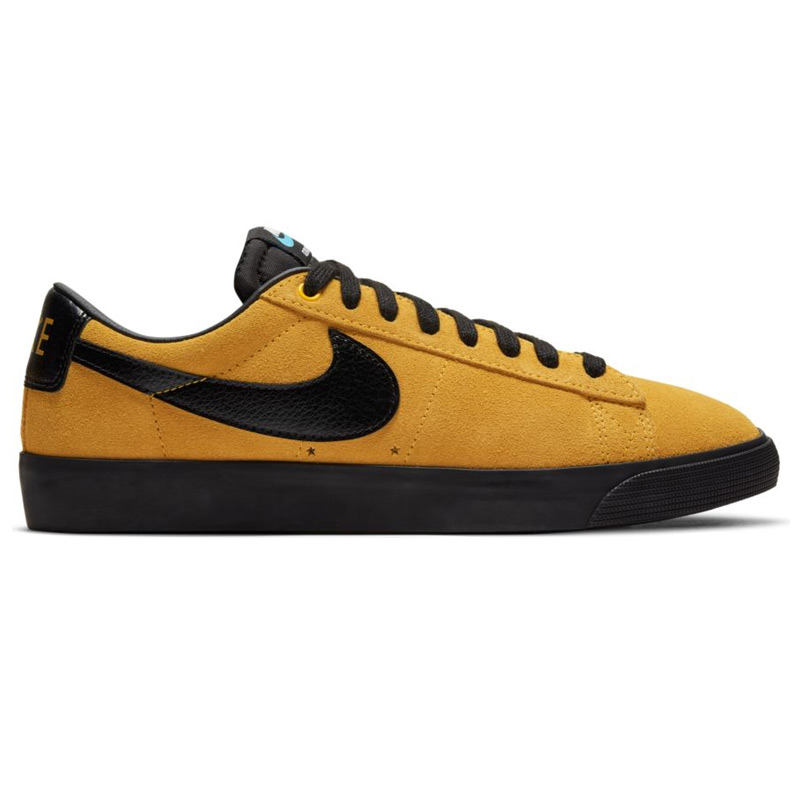 Nike SB Blazer Low Gt University Gold/Black/University Gold