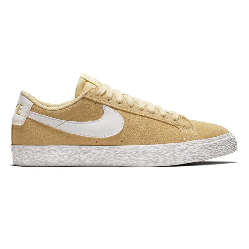 Nike SB Blazer Low Lemon Wash/Summit White/Summit White