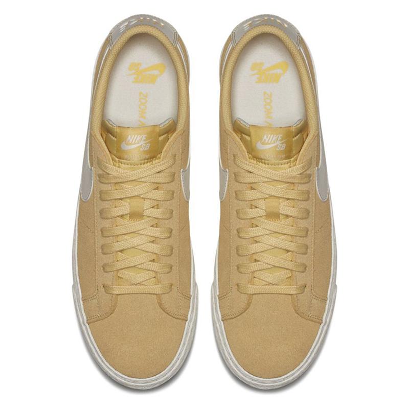 a486407e27f4ac Nike SB Blazer Low Lemon Wash Summit Wh Mens US 9.5 - Eur 43 ...