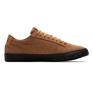 Nike SB Blazer Low Lt British Tan/Lt British Tan/Black