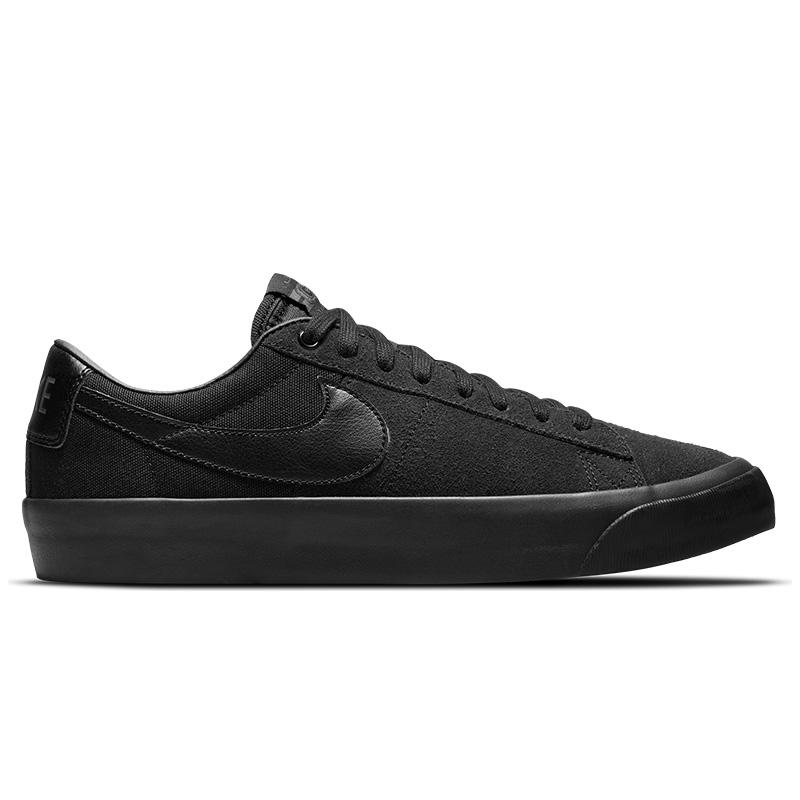 Nike SB Blazer Low Pro Gt Black/Black/Black/Anthracite