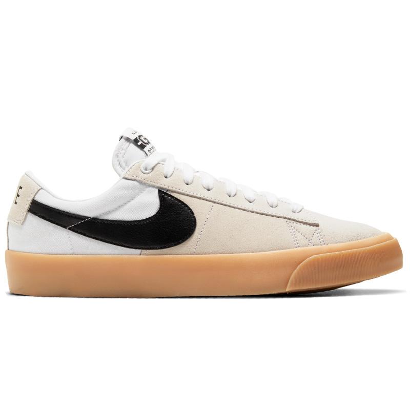 Nike SB Blazer Low Pro Gt White/Black/White/White