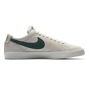 Nike SB Blazer Low Summit White/Deep Jungle