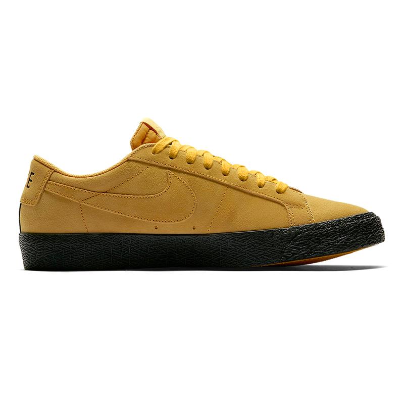 Nike SB Blazer Low Yellow Ochre/Yellow Ochre/Black