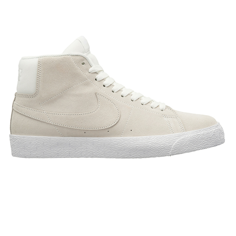 Nike SB Blazer Mid Decon Summit White/Summit White/White/White