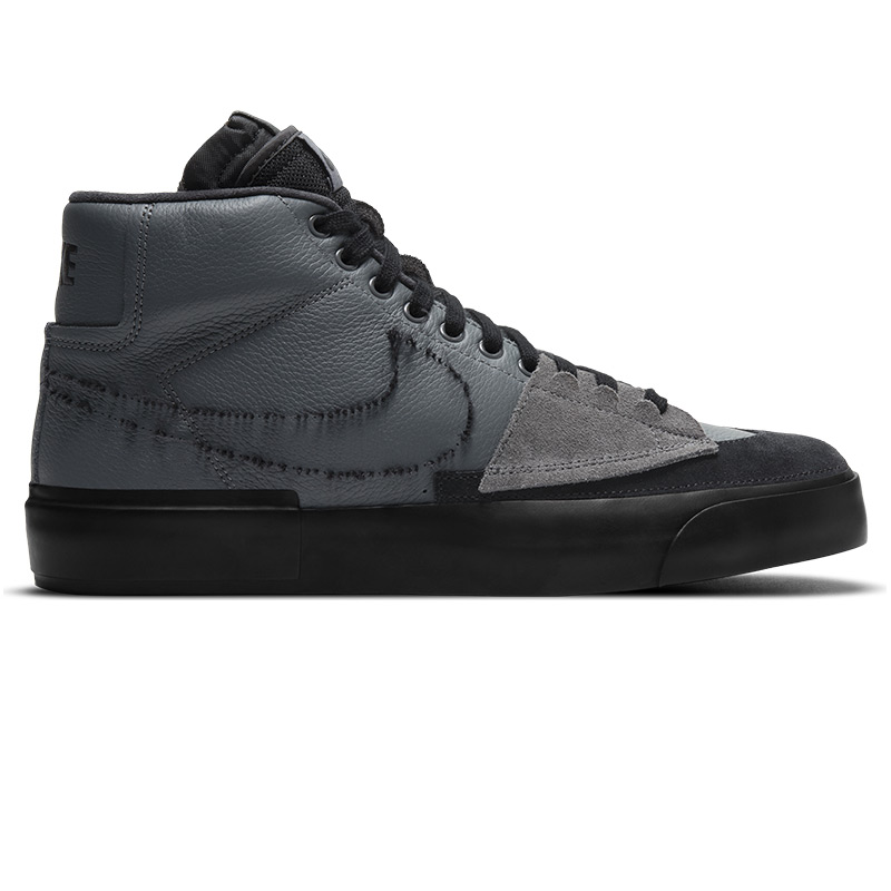 Nike SB Blazer Mid Edge L Iron Grey/Black/Black