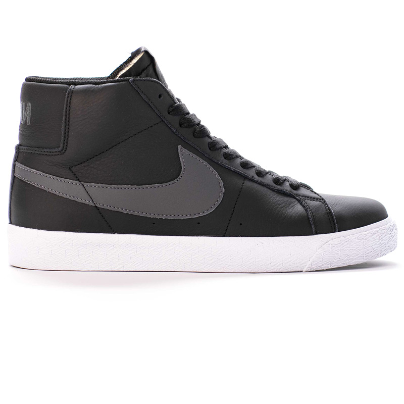 Nike SB Blazer Mid Iso Black/Dark Grey/Black/White